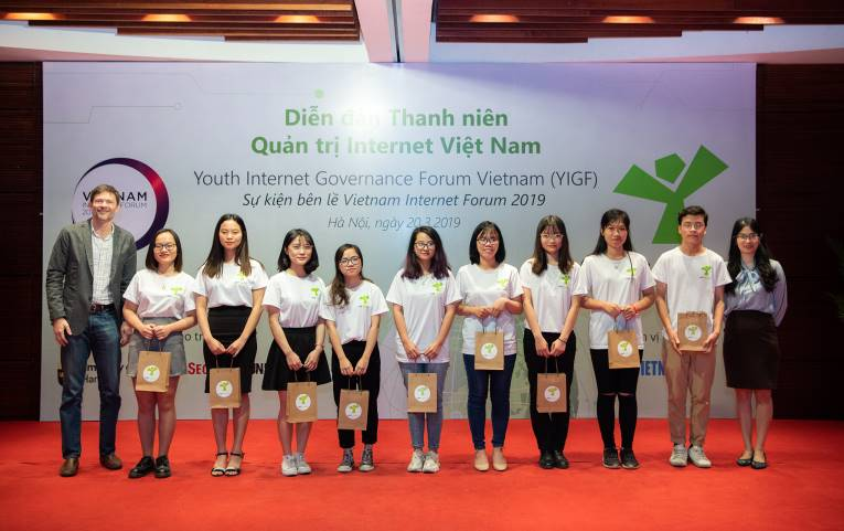 An image from Youth Internet Governance Forum